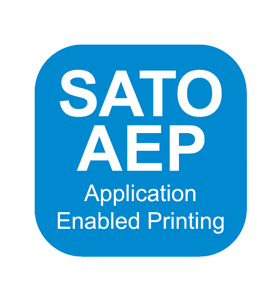 SATO AEP <br>(Application Enabled Printing)