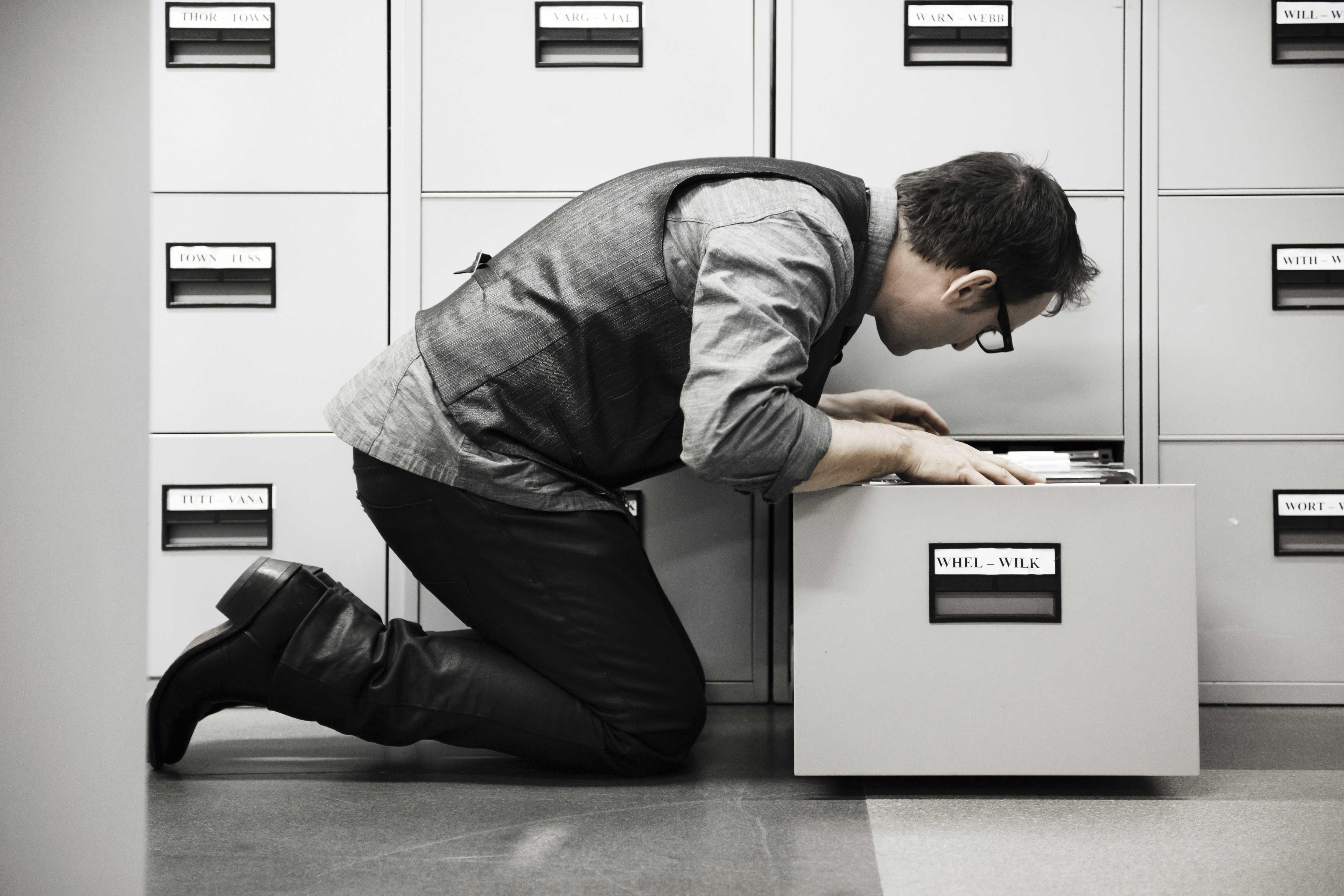 ISO Mode 2 PJM RFID Document Management Solution