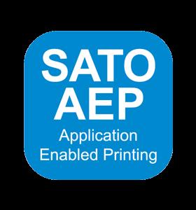 Application Enabled Printing (AEP)