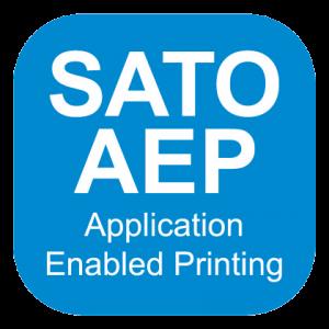 Aplikasi Yang Mengaktifkan Pencetakan (AEP) SATO