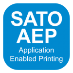 SATO 應用程式啟用列印 (AEP)