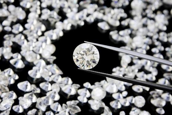鑽石與珠寶業